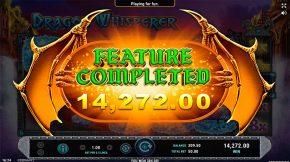 Dragon Whisperer Free Spins Win