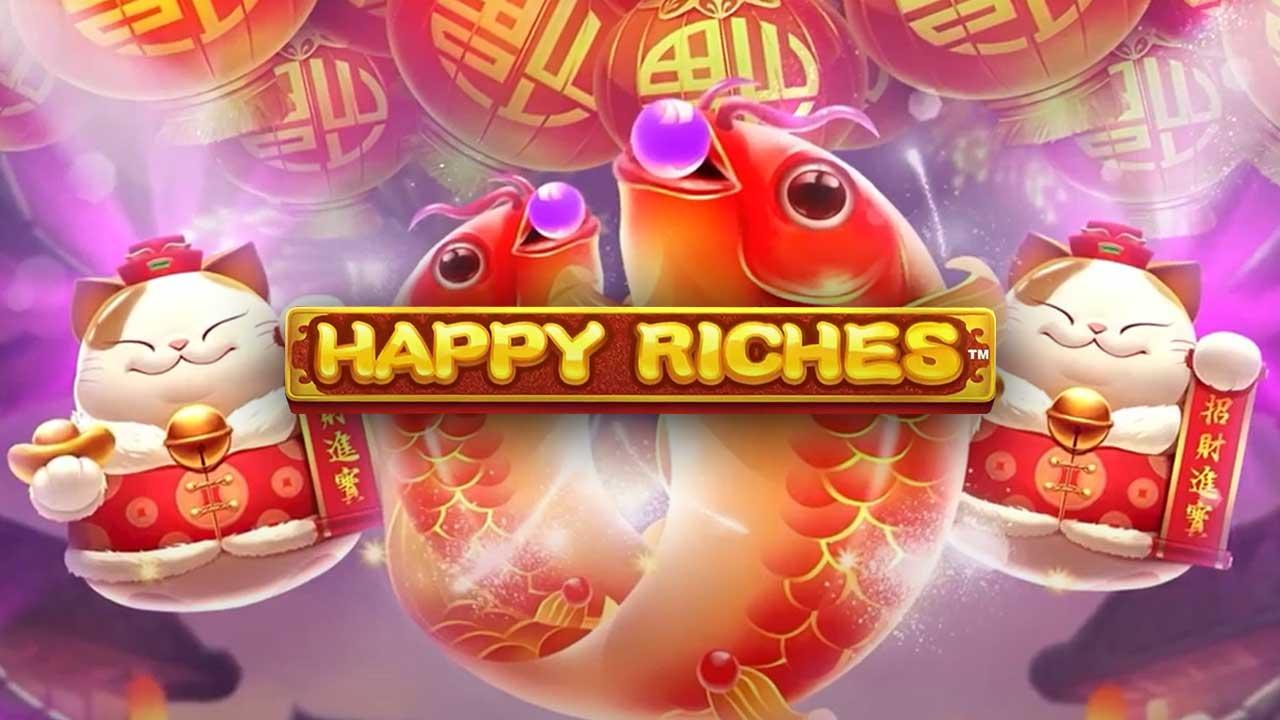 Happy Riches Slot Demo
