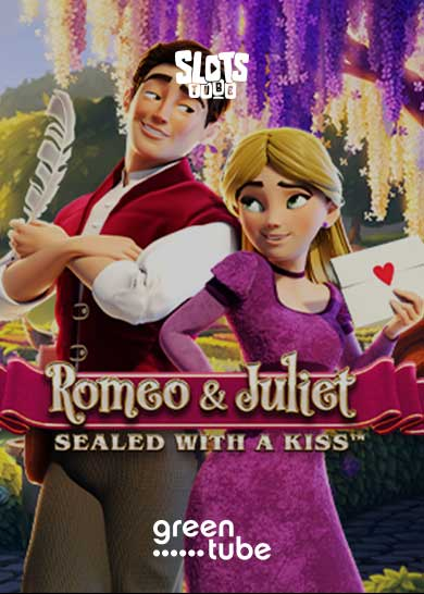 Romeo and Juliet Sealed With a Kiss Slot Free Play