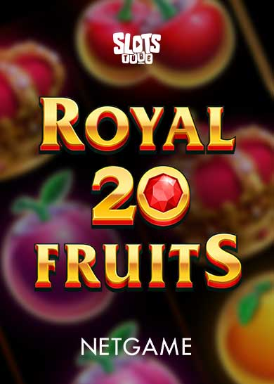 Royal Fruits 20 Slot Free Play
