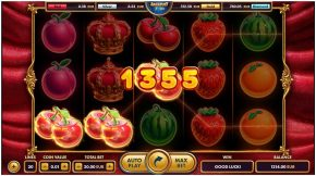 Royal 20 Fruits Gameplay