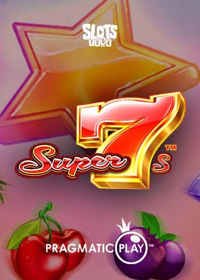Super 7s Slot Free Play