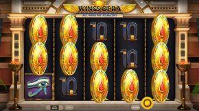 Wings of Ra Gameplay
