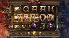 Wizards Want War Bonus