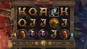 Wizards Want War Gameplay