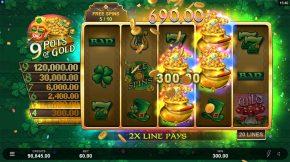 9 Pots of Gold Bonus