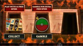 Anubis Wild Megaways Bonus