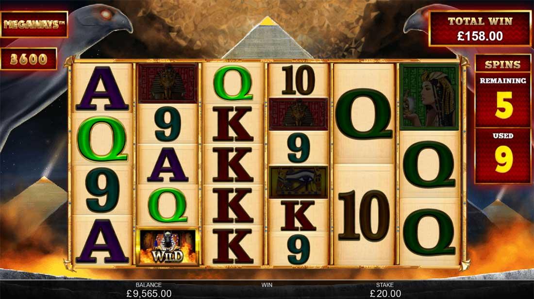 Spiele Anubis Wild Megaways - Video Slots Online