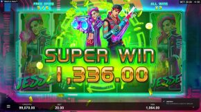 Attack on Retro Free Spins Win