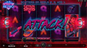 Attack on Retro Gameplay