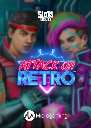 Attack on Retro Slot Free Play