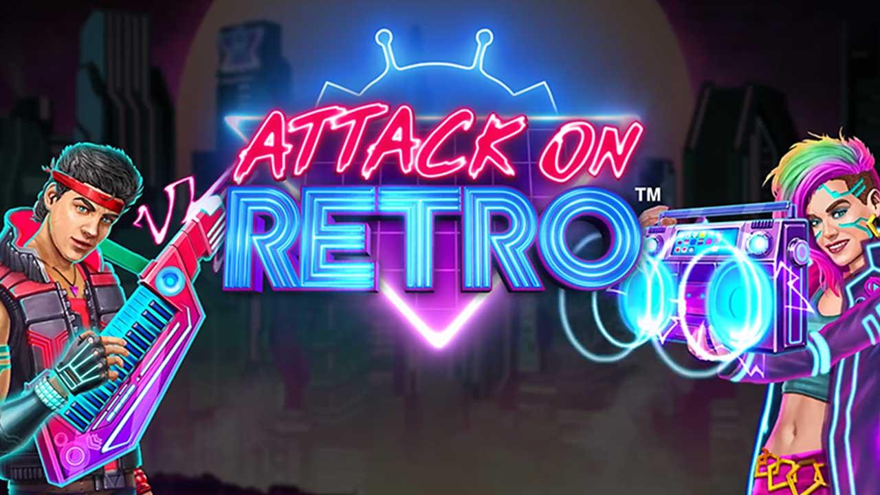 Attack on Retro Sot Demo