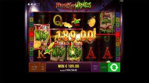 Book of Madness Bonus