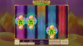 Egyptian Emeralds Gameplay