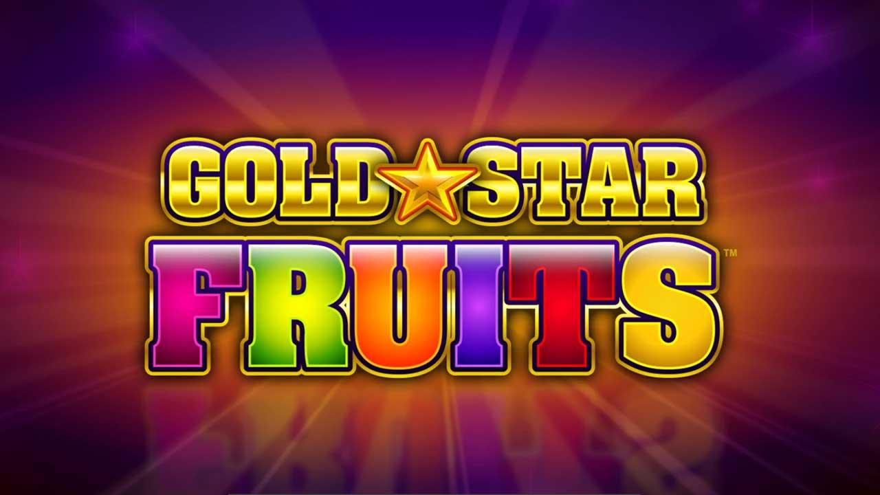 Gold Star Fruits Slot Demo