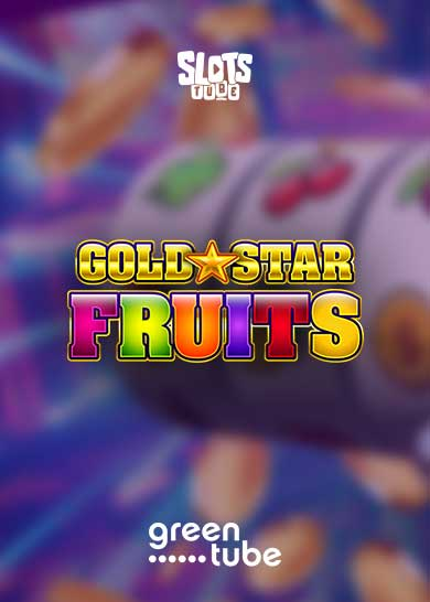 Gold Star Fruits Slot Free Play