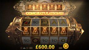Golden Cryptex Gameplay Bonus