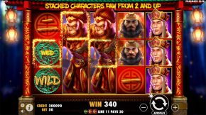 Journey to the West Free Spins