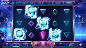 Neon Rush Splitz Free Spins