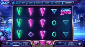 Neon Rush Splitz Gameplay