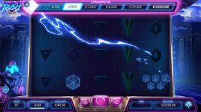 Neon Rush Splitz Jackpot