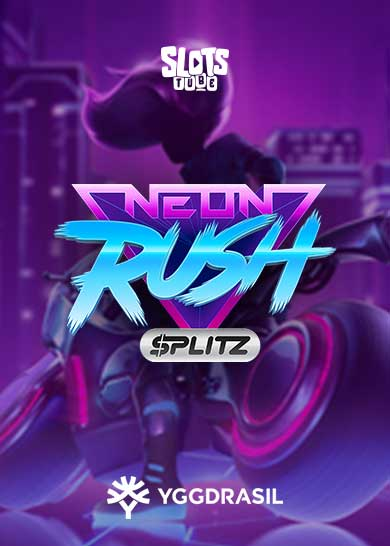 Neon Rush Splitz Slot Free Play