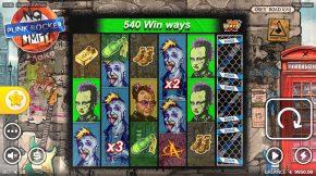 Punk Rocker Gameplay