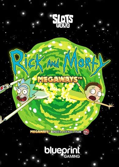 Rick and Morty Megaways Slot Free Play