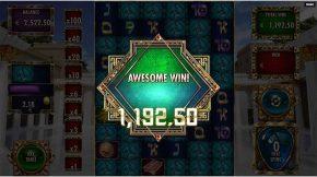 Solomon The King Bonus Win