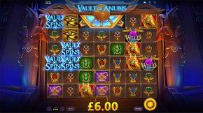 Vault of Anubis Bonus