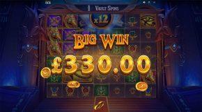 Vault of Anubis Bonus Win