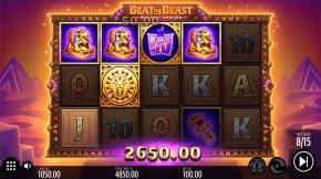 Beat The Beast Mighty Bonus Payout