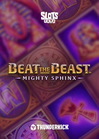 Beat The Beast Mighty Sphinx Slot FreePlay