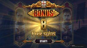 Crusader Bonus