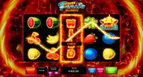 Extreme Fruits Ultimatem Gameplay Payout