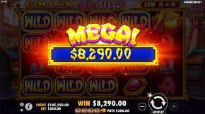 Golden Beauty Gameplay Win