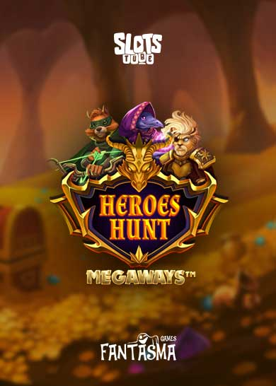 Heroes Hunt Megaways Slot Free Play