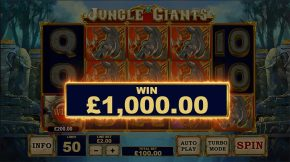 Jungle Giant Win