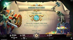 Treasure Heroes Bonus Free Spins
