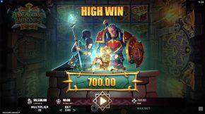 Treasure Heroes Gameplay Win