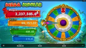 Absolootly Mad Mega Moolah Bonus