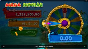 Absolootly Mad Mega Moolah FreeSpins