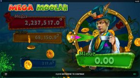 Absolootly Mad Mega Moolah Gameplay Minor