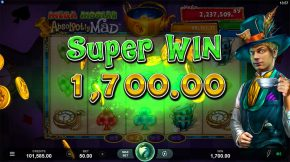 Absolootly Mad Mega Moolah Super Win