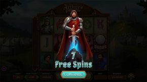 Arthurs Fortune Free Spins