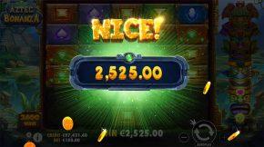 Aztec Bonanza Gameplay Win