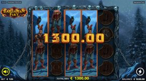 Barbarian Fury Free Spins Line