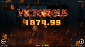 Barbarian Fury Free Spins Win