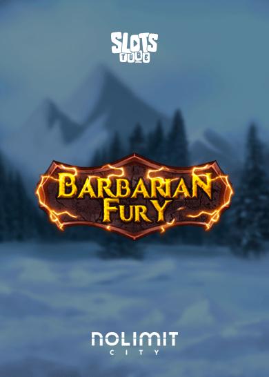 Barbarian Fury Slot Free Play
