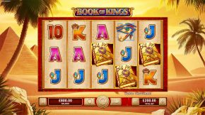 Book of Kings Bonus